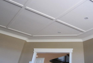smooth out popcorn ceilings